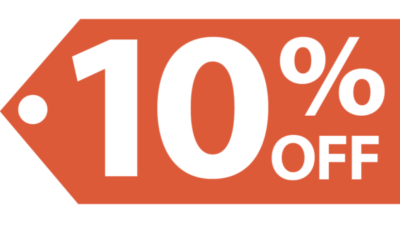 10% of electrical service