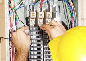 Huntington Beach circuit breaker installation